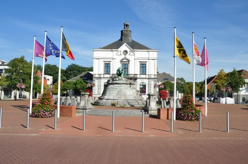 Oorlogsmonument Leopoldsburg