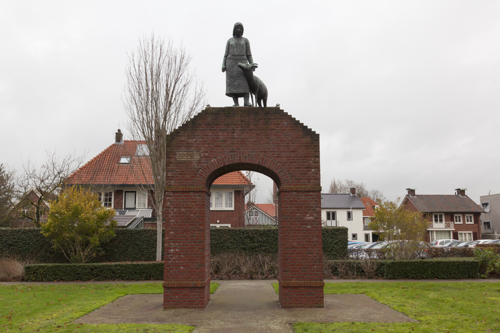 Memorial Tante Riek Winterswijk