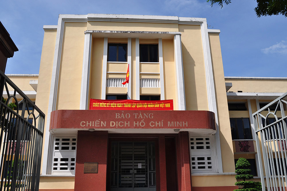Ho Chi Minh Campaign Museum