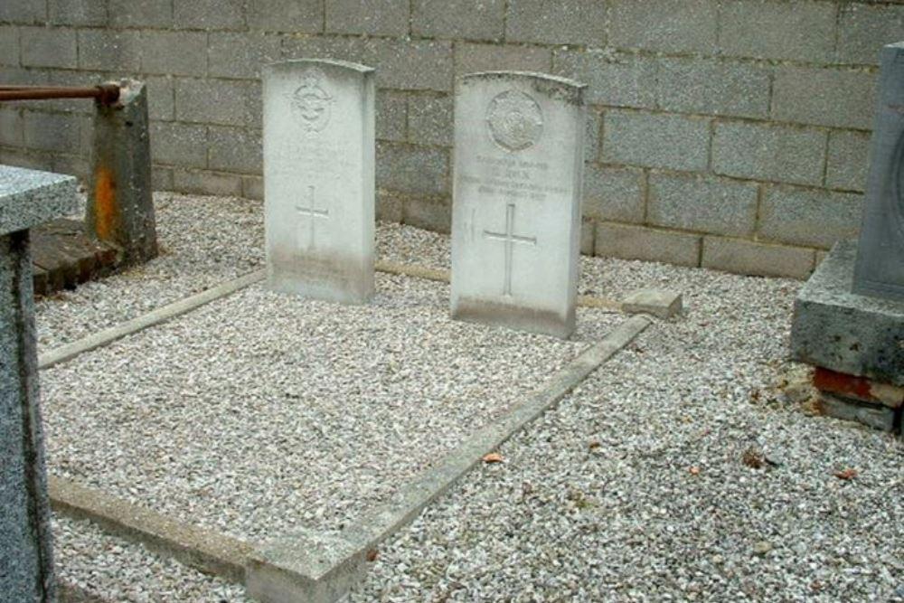 Oorlogsgraven van het Gemenebest Éperlecques