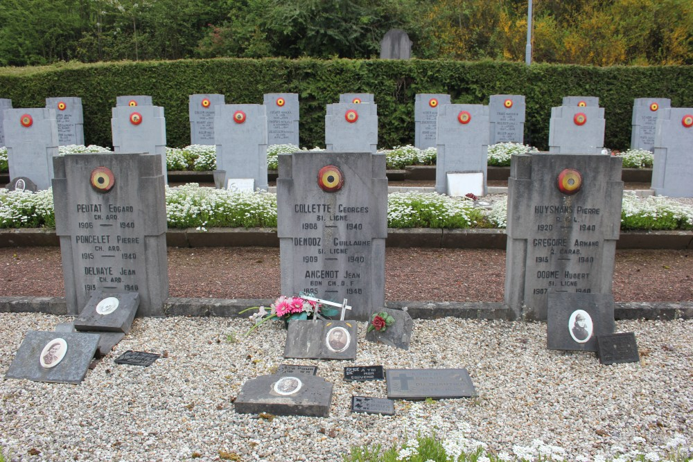 Belgian War Graves Verviers