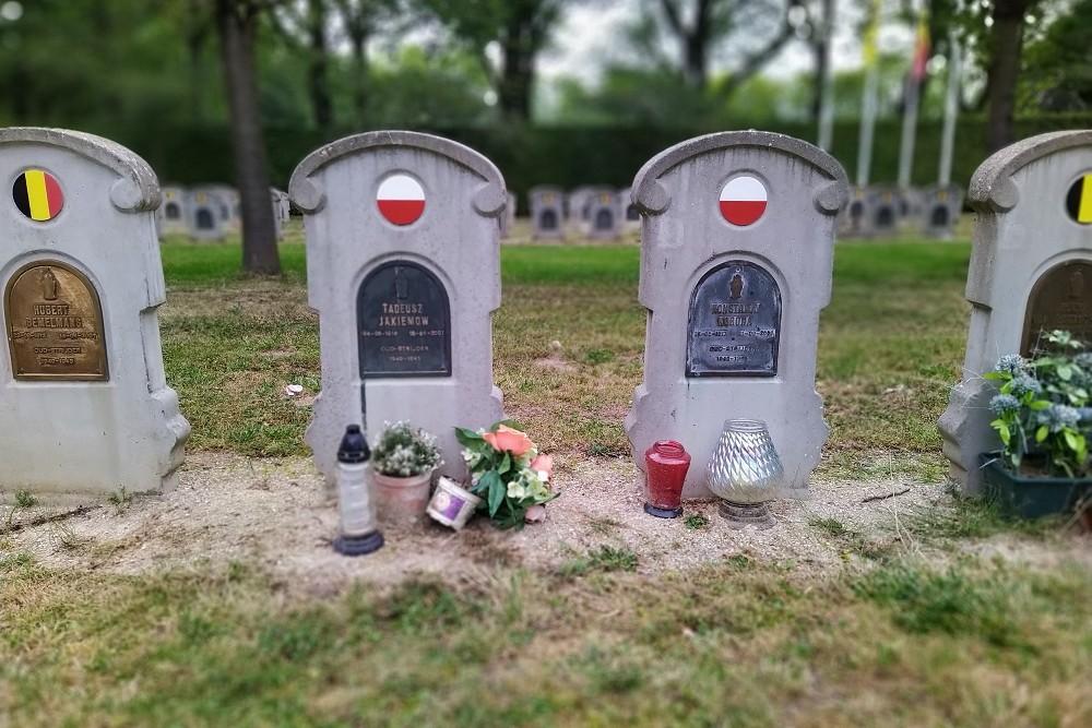 Poolse Oorlogsgraven Schoonselhof