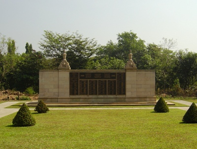 Commonwealth Cremation Memorial Taukkyan