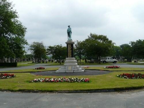 War Memorial Audenshaw