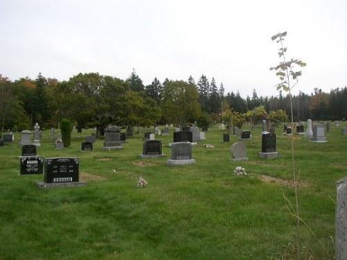 Commonwealth War Graves Bleumortier Cemetery