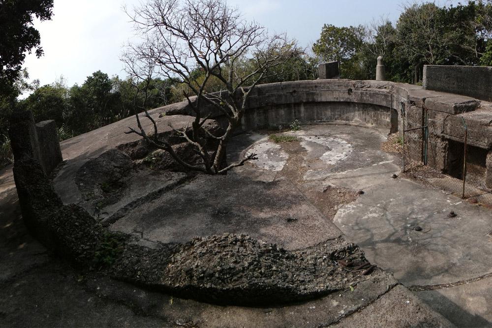 Mount Davis Battery
