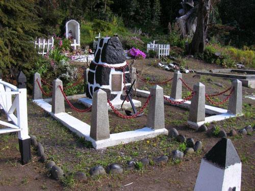 Collective Grave German Sailor Men