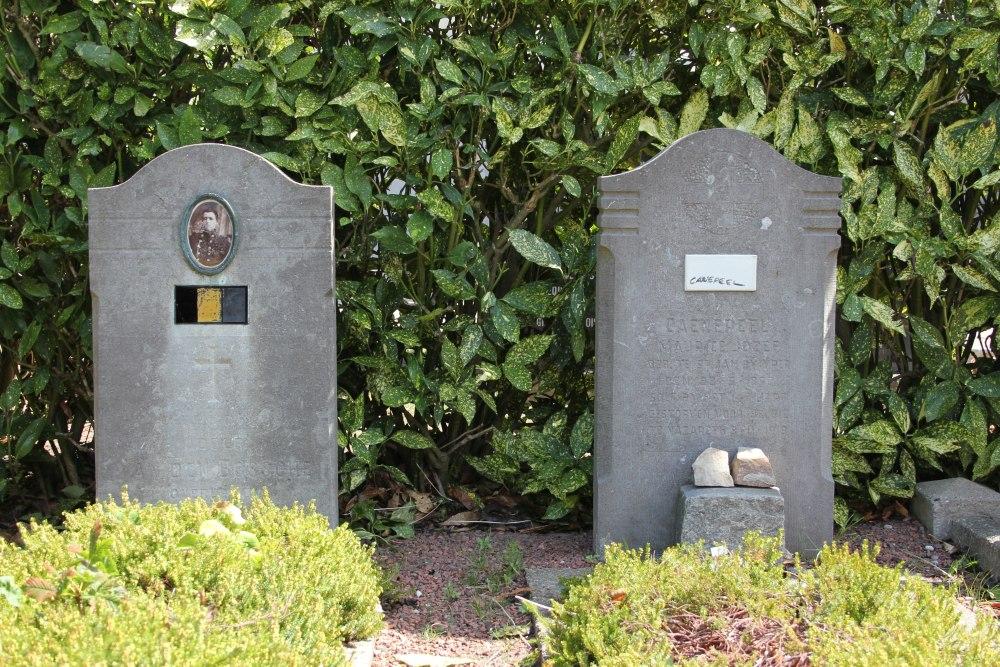Belgische Oorlogsgraven Nazareth