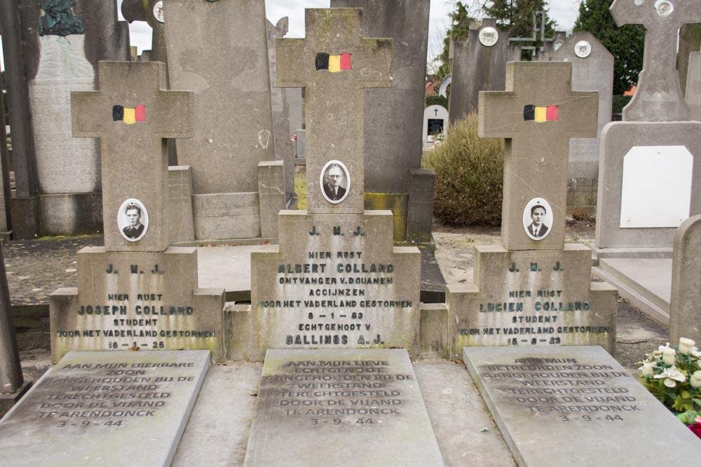 Voorheide Cemetery Arendonk