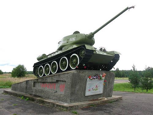 T-34/85 Tank Khilovo