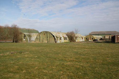 Remnants RAF Binbrook