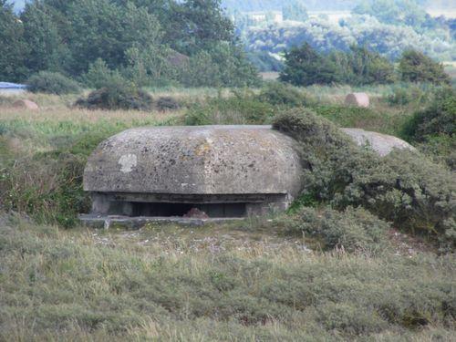 Duitse Bunkers Cayeux-sur-Mer
