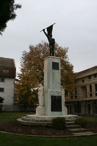 World War I Memorial Šabac