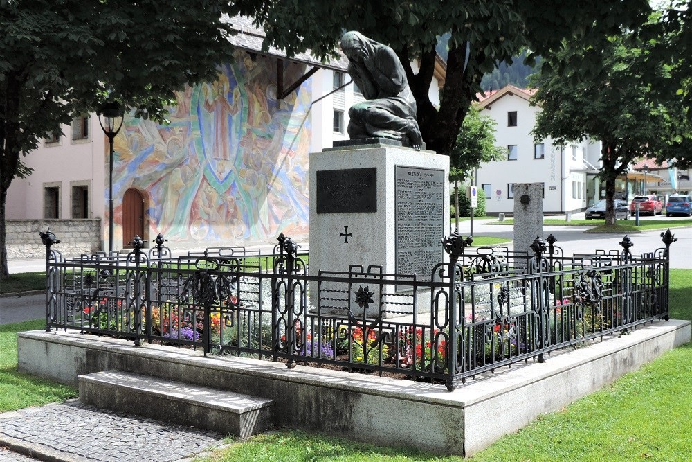 War Memorial Ehrwald