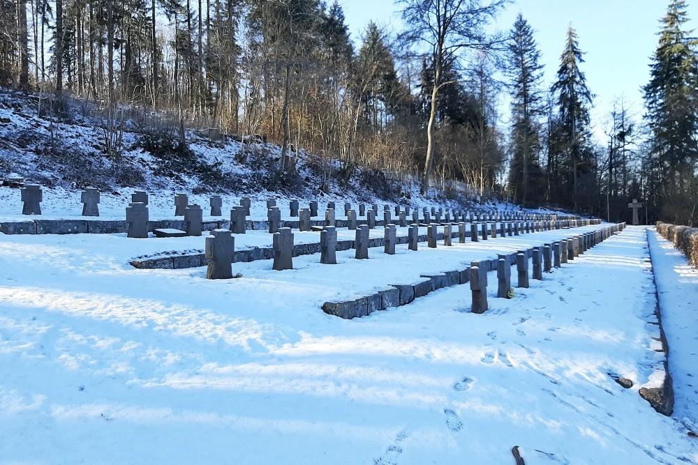 German War Cemetery Kammerwall