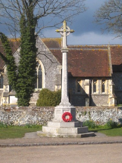 War Memorial Hambleden