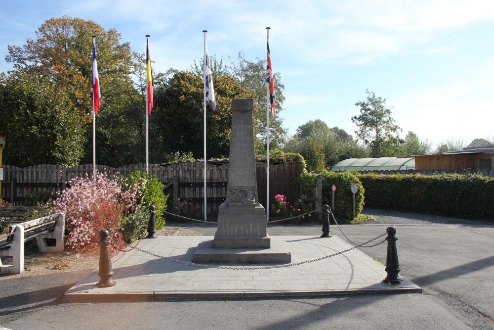 War Memorial Marcq