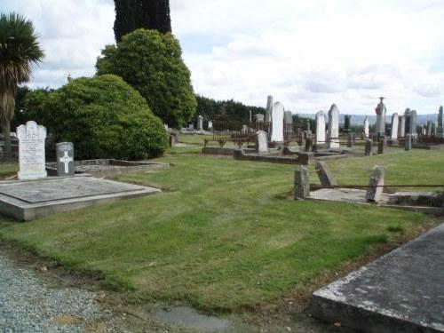 Oorlogsgraven van het Gemenebest Fairfax Cemetery