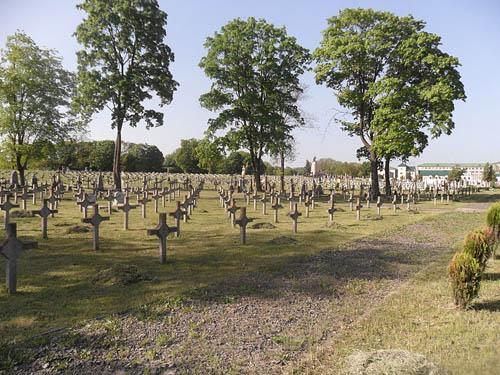 Poolse Oorlogsbegraafplaats Brest