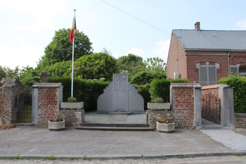 War Memorial Tourinne