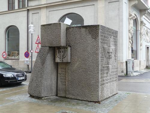 Monument Hoofdsynagoge München