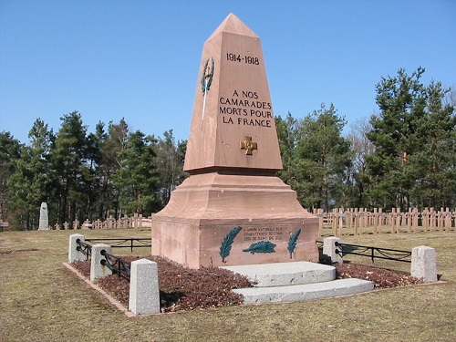 Franse Oorlogsbegraafplaats