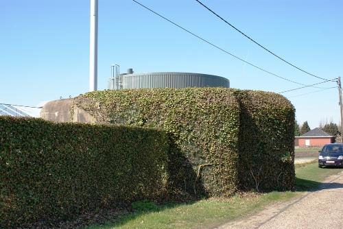 KW-Linie - Bunker P9