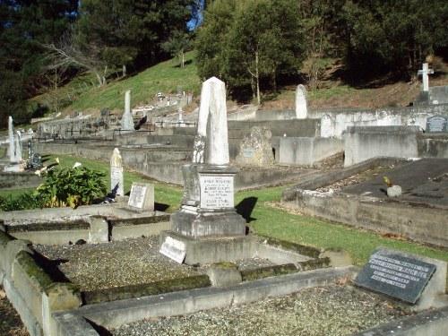 Oorlogsgraf van het Gemenebest Eskdale Cemetery