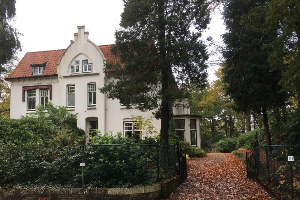 Hoofdkwartier van het Voormalig Verzet Hilversum