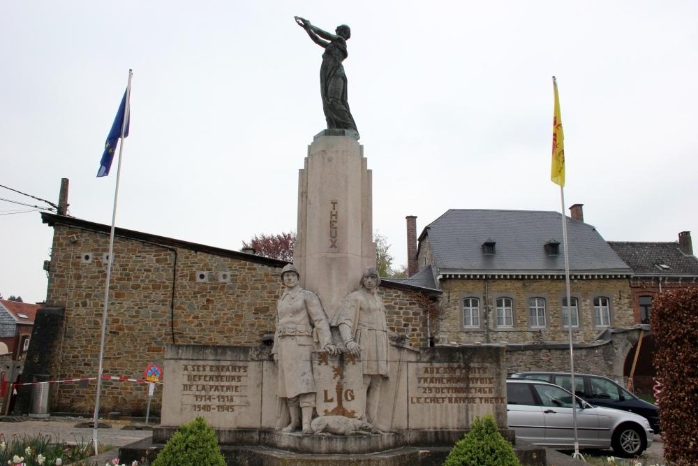 War Memorial Theux