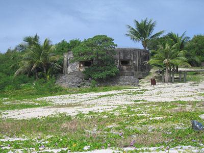 Japanese Pillbox Obyan Beach