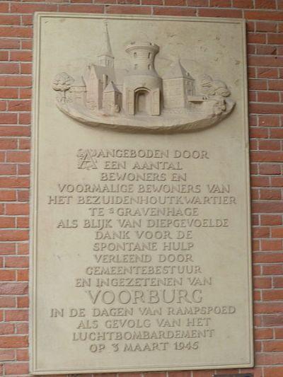 Memorial Help Voorburg