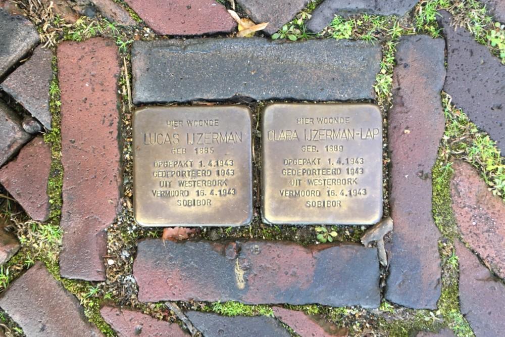 Stumbling Stones Langegracht 27