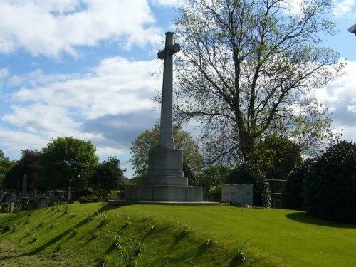 Commonwealth War Graves Rosebank Cemetery