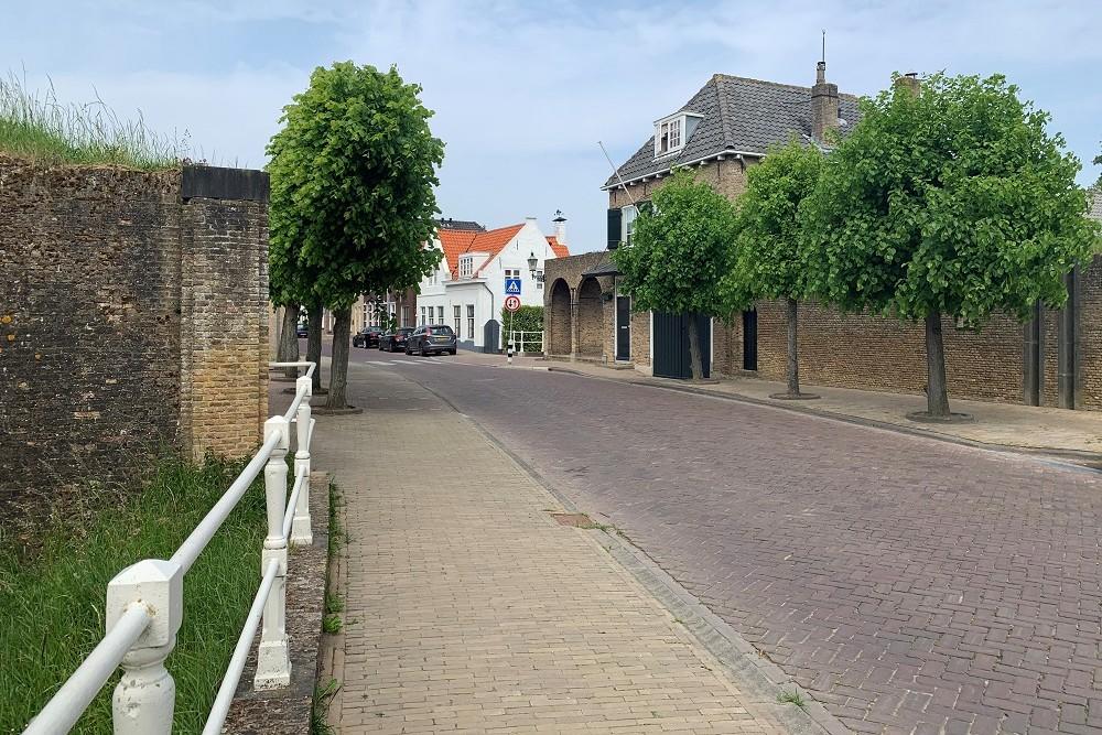 Ravelijn En Landpoort Willemstad