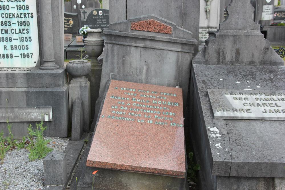 Belgische Oorlogsgraven Aarschot
