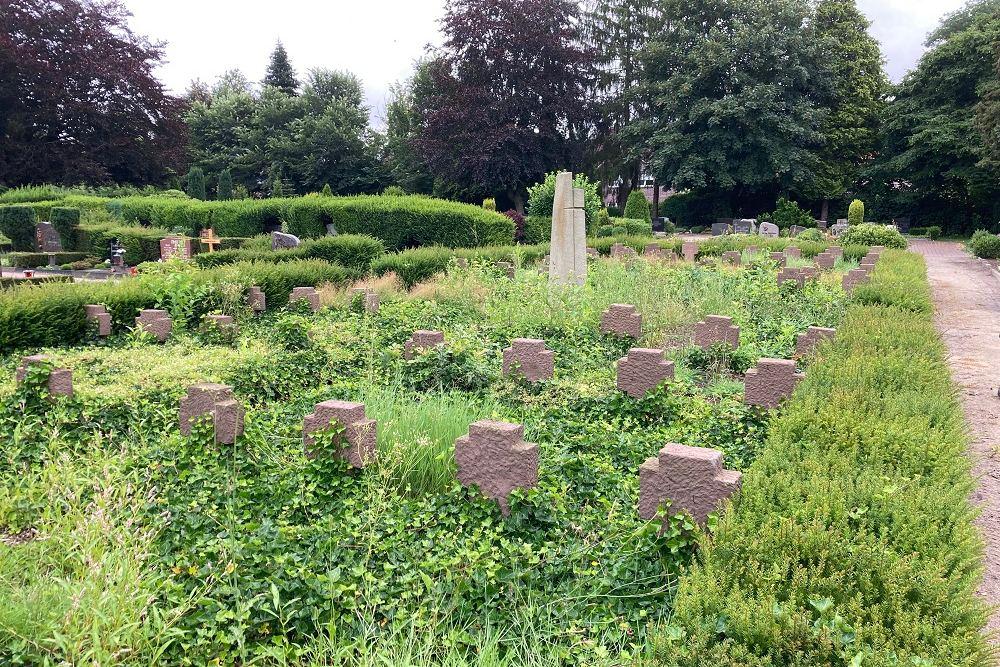 German War Graves Second World War Meppen