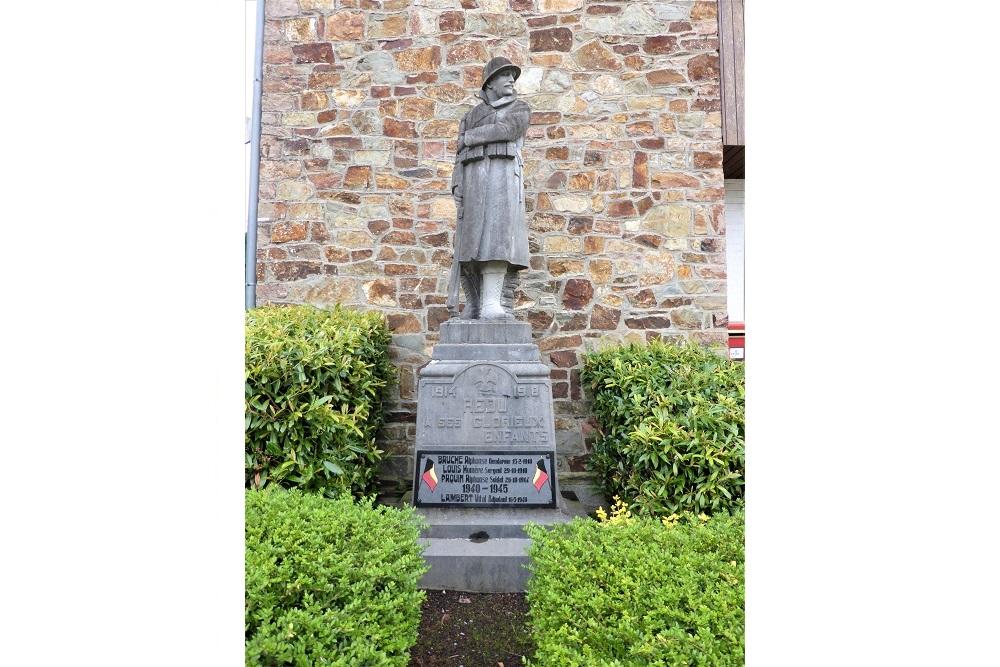 War Memorial Redu