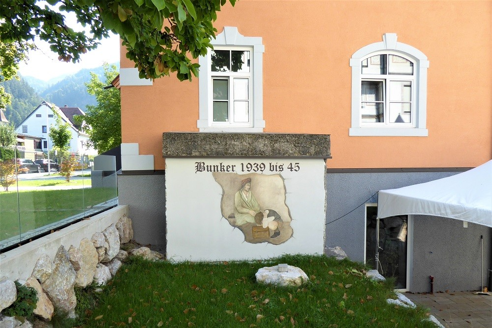 Former Bunker Kufstein