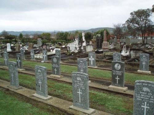Oorlogsgraven van het Gemenebest Waipukurau Cemetery