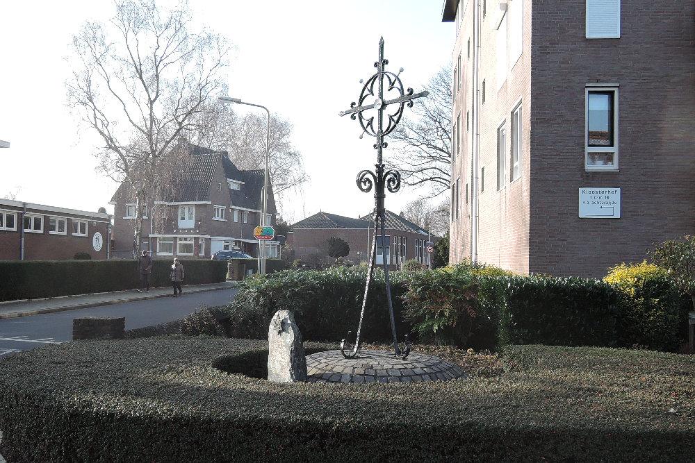 Joods Monument Zuster Aloysia Geleen