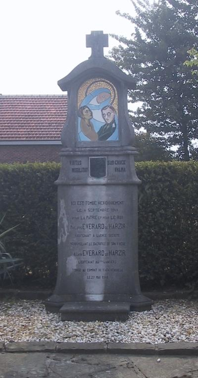 Memorial Brothers Everard de Harzir