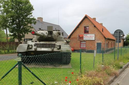 Museum Cabour Wereldoorlog II