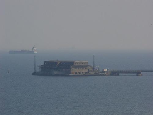 Former Torpedo Test Platform