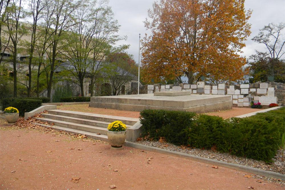 Monument Bloedbad 20 Augustus 1944