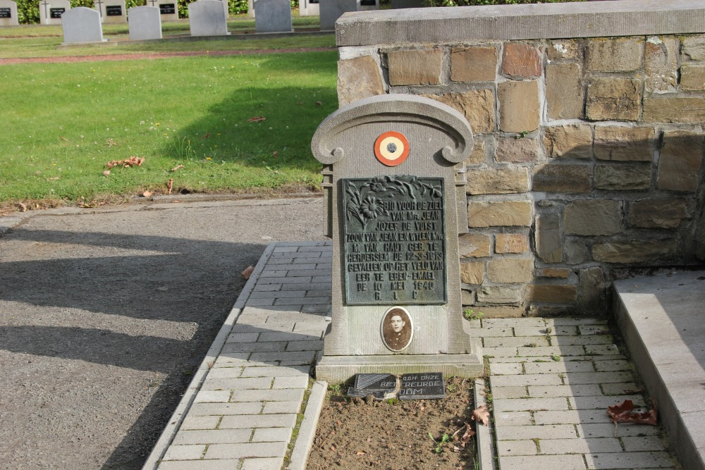 Belgian War Grave Herdersem