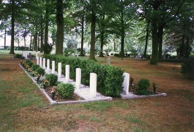 Commonwealth War Graves Epe