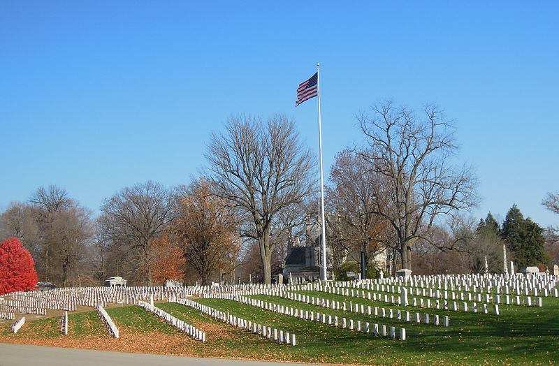 Crown Hill National Cemetery