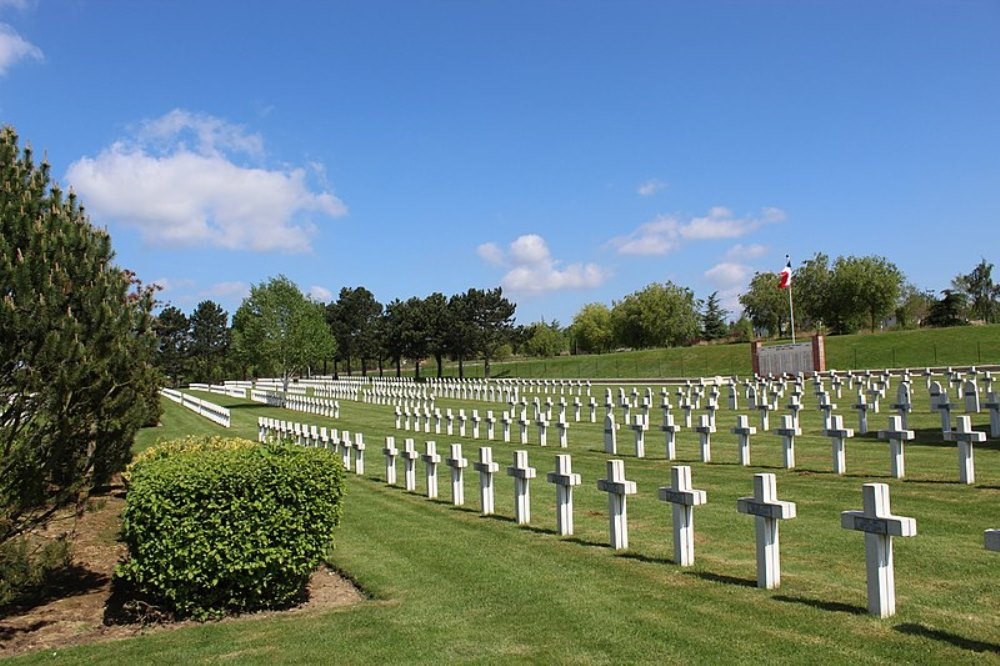 French War Cemetery Saint-Quentin
