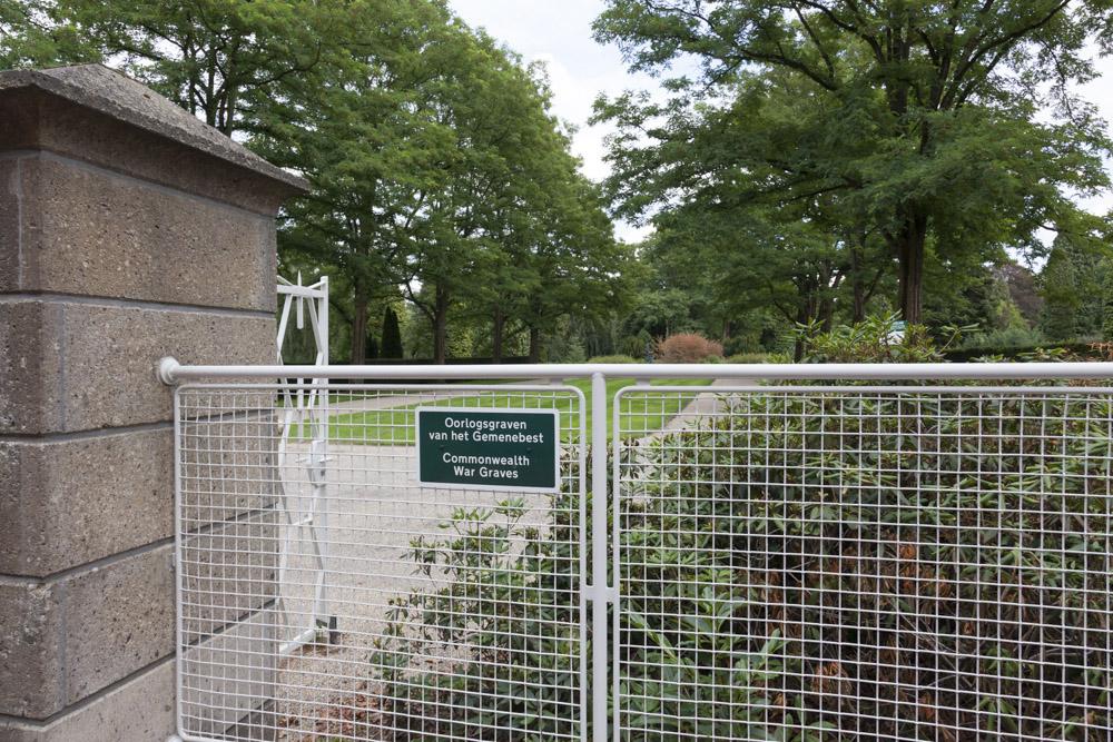 General Cemetery Moscowa Arnhem